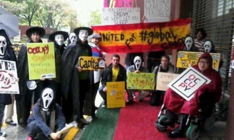 Seoul - Oct 15, 2011 - 09:54 | Al Jazeera Blogs | 15.O-Unitedforglobalchange | Scoop.it