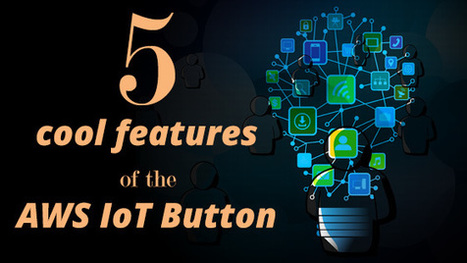 5 cool features of the AWS IoT Button | Cloud and Data Center Topics | Scoop.it