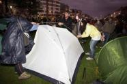 EU 'indignants' camp out in Brussels park | The Great Transition | Scoop.it