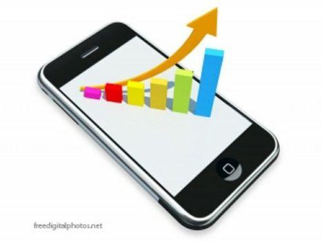 L'acquisto si decide sullo smarphone: in aumento il valore delle transazioni e degli investimenti pubblicitari su mobile | Social Media Italy | Scoop.it