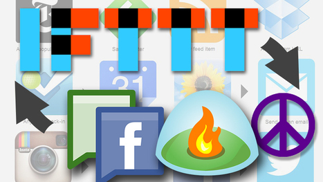 The 101 Best IFTTT Recipes | IBoom Media | Scoop.it