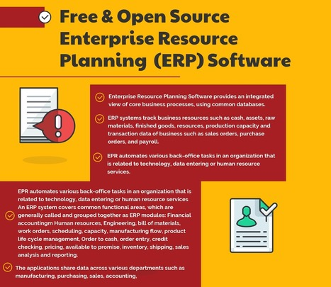 38 Free, Open Source and Top Enterprise Resourc