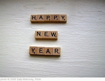 More Resources On New Year's Resolutions (and On New Year's Celebrations) | TEFLTech | Scoop.it