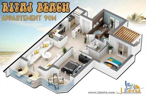 plan appartement f4 aadl