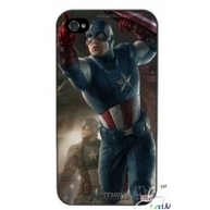 Marvel Avengers Captain America iPhone 4, 4S protective case | Apple iPhone and iPad news | Scoop.it