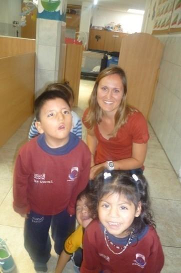 "Anna Volunteer Abroad in Quito, Ecuador   Volunteers Abroad Reviews and Feedbacks   ""#Volunteer Abroad Information: Volunteering, Airlines, Countries, Pictures, Cultures""   Scoop.it"