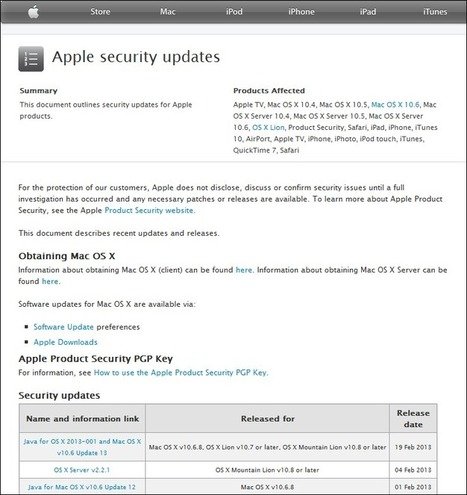 "Things That Make You Go Hmmm… About Apple ""Security"" 
