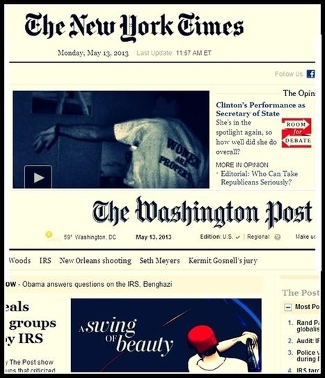 Lo que dos medios han hecho para enfrentar la baja publicidad y la ola tecnológica | Journalism in the digital era | Scoop.it