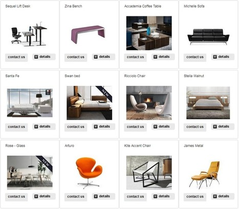 Sectional And Leather Sofa Stores Toronto | Mod...