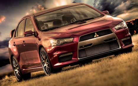 mitsubishi lancer evolution hd wallpapers' in wallpapers | scoop.it