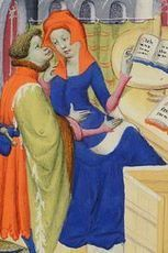 BnF - L'art d'aimer au Moyen Âge : Le Roman de la rose - du 6 novembre 2012 au 17 février 2013   Les expositions   Scoop.it