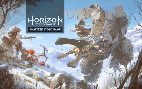 Horizon Zero Dawn - Analyzed Video Game | Abolish the Rule of Thirds | Scoop.it