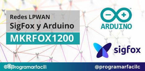 Introducción Arduino MKRFOX1200 SigFox y