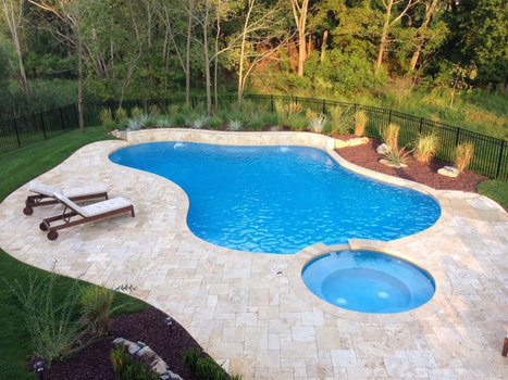 Swimming Pool Design Nj Custom Pool Design Ne