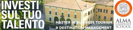 Master in Business Tourism & Destination Management | Web Marketing Turistico | Scoop.it