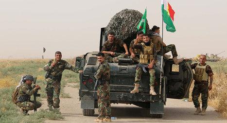 La Russie livre des armes aux Kurdes irakiens | Géopoli | Scoop.it