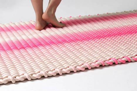 d'ameublementart Tissu in textile tissage' papier peint et A45jLR