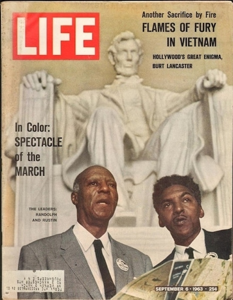 Bayard Rustin: The Man Homophobia Almost Erased From History | Daily Crew | Scoop.it