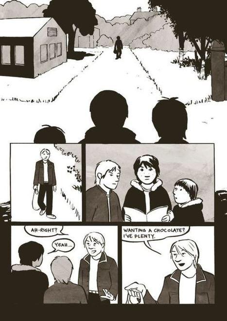 Comic takes a magical tour of Morningside via Kickstarter | Edinburgh Stories | Scoop.it