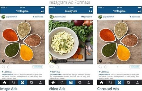 Instagram: arriva la pubblicità per oltre 8 milioni di italiani | Carlo Mazzocco | Il Web Marketing su misura | Scoop.it