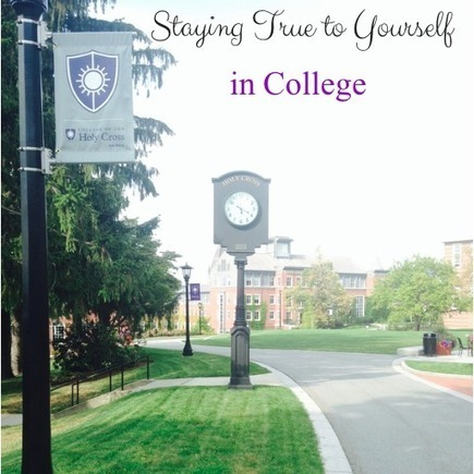 Staying True to Yourself in College | Ô Féminin, Pluri-Elles | Scoop.it