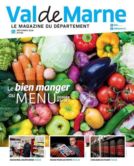 VDM n°340 MOIS DE DECEMBRE 2016   Charentonneau   Scoop.it