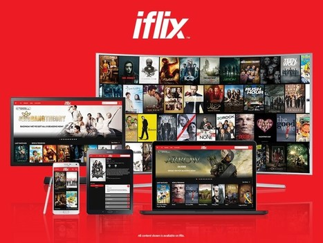 Streaming Service Iflix Launches in Pakistan | (Media & Trend) | Scoop.it