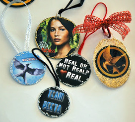 Do It Yourself (DIY) Inexpensive Christmas Ornaments | Hunger Games Teaching Resources | Scoop.it