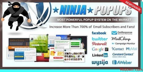 Ninja Popups for WordPress v2.1 | Download Free Nulled Scripts | So insteresting | Scoop.it