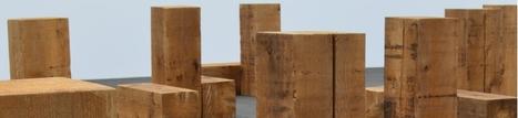 Carl Andre | L'Etablisienne, un atelier pour créer, fabriquer, rénover, personnaliser... | Scoop.it