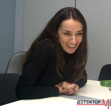 Ольга Балабан, Новый канал: «Я не верю, что можно из интернета привести аудиторию на ТВ» | MarTech : Маркетинговые технологии | Scoop.it