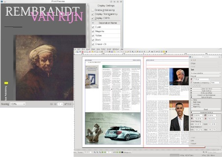 Scribus Net Open Source Desktop Publishing