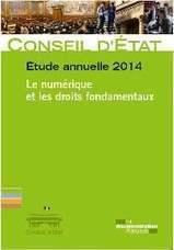 Étude annuelle 2014 - Le numérique et les droits fondamentaux   Tice... Enjeux , apprentissage et pédagogie   Scoop.it