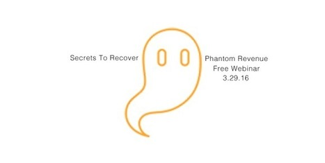 Secrets To Recover Phantom E-commerce Revenue | Ecom Revolution | Scoop.it