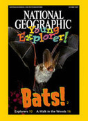 National Geographic Young Explorer (Student Magazine) - April 2012 | Web Tools for the Classroom | Scoop.it