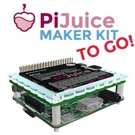 Pre-order PiJuice - A Portable Project Platform For Every Raspberry Pi on BackerKit | Raspberry Pi | Scoop.it