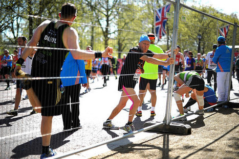 What Boston Marathon runners can do about quad and calf muscle pain | wellness | Scoop.it