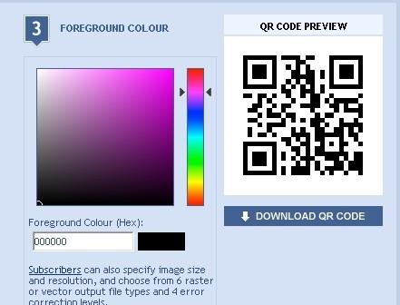 8 sites pour créer un code QR   Pralines   Scoop.it
