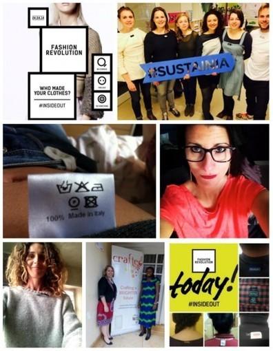 Fashion Revolution Day: #insideout la mode se mobilise pour le Bangladesh | Les eMarchands | Scoop.it