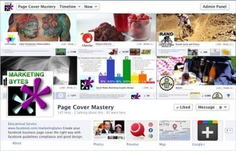 The 'Facebook Timelines for Business Page Cover' Primer Revisited   Social Media, the 21st Century Digital Tool Kit   Scoop.it