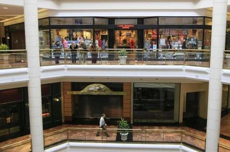 Mourn the fall of the mall | Ms. Postlethwaite's Human Geography Page | Scoop.it