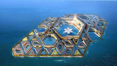 The Next Giant Chinese City Will Float In The Ocean | thefuture | Scoop.it