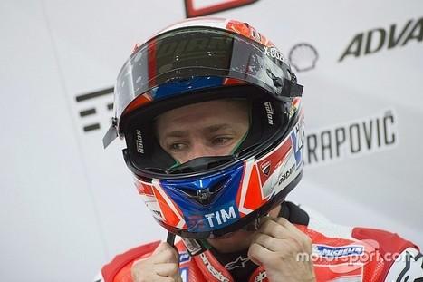 "Stoner: Red Bull Ring run-off areas ""dangerous""   Ductalk Ducati News   Scoop.it"