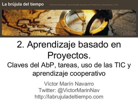 Propuestas educativas: Aprendizaje basado en Proyectos | Café puntocom Leche | Scoop.it