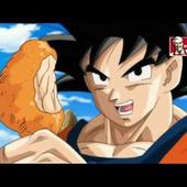 The Ultimate Team-Up: DBZ's Goku and KFC's Col. Sanders | Anime News | Scoop.it