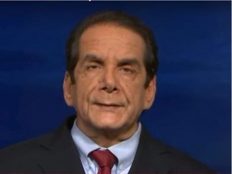 Krauthammer: 'They're Quaking in Their Boots in Foreign Capitals' - Breitbart | THE MEGAPHONE | Scoop.it