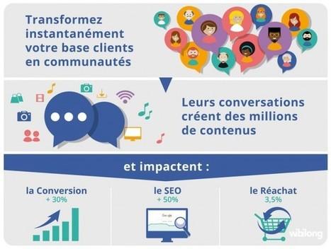 Créer des communautés de consommateurs : Convertir, engager ... - Webmarketing & co'm | Le Digital | Scoop.it