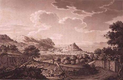 Deux soldats espagnols tués par la foudre, Nice 1744 | blog de Jobris | Scoop.it