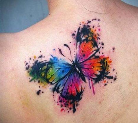 Butterfly Tattoo Ideas Designs For Men Wo