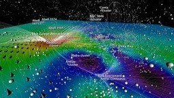 Behold a 3D map of of the universe, showing all galaxies out to 300 million light years (video) | Science & Knowledge | Scoop.it